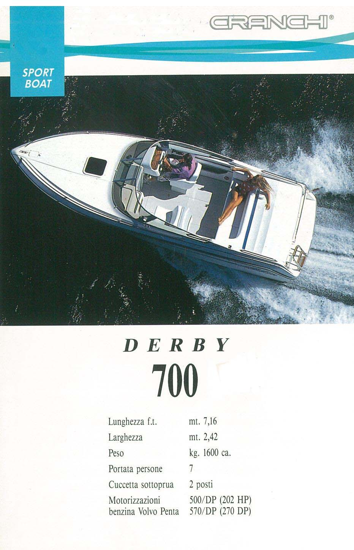 DERBY 700