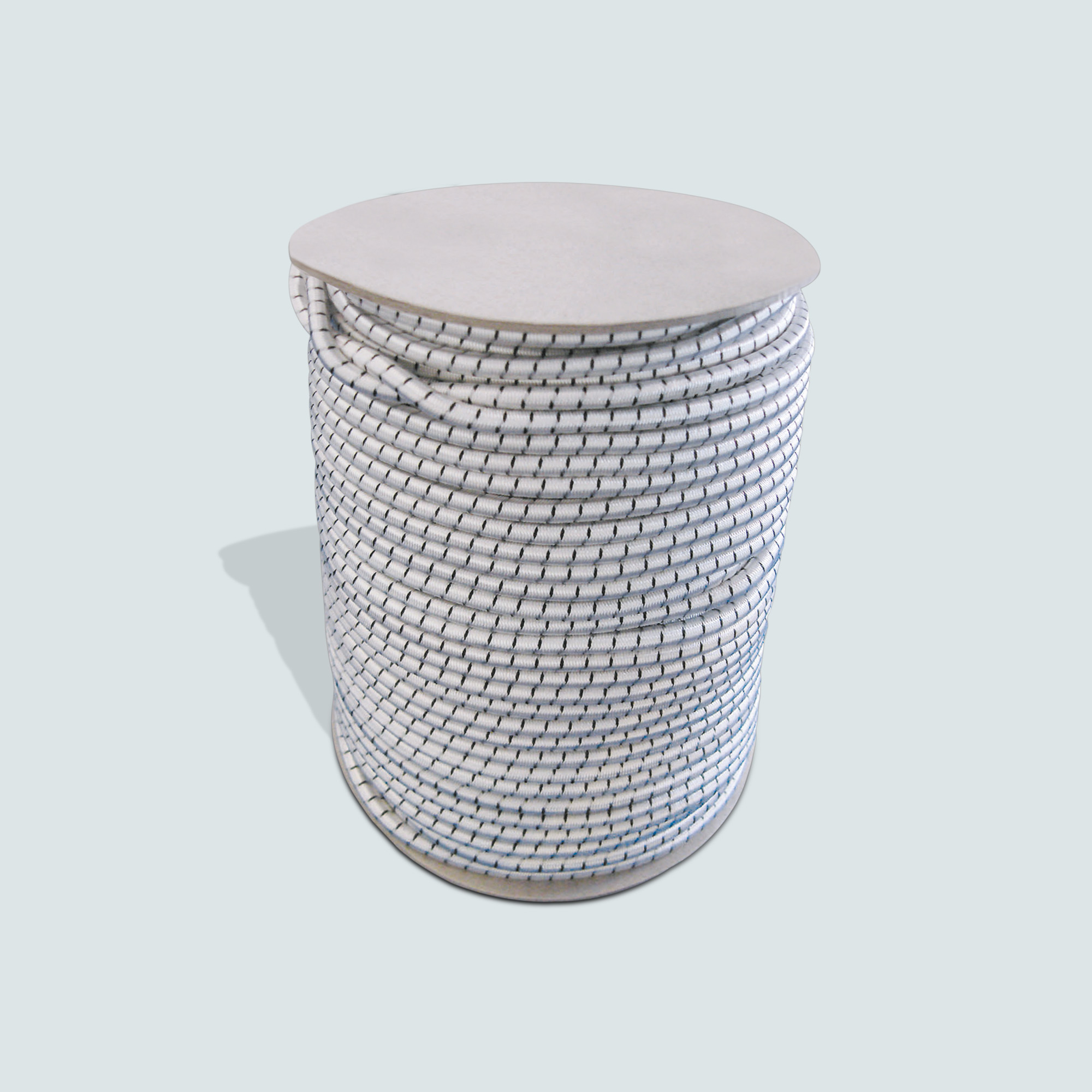100% POLYESTER ELASTIC ROPE MM. 5